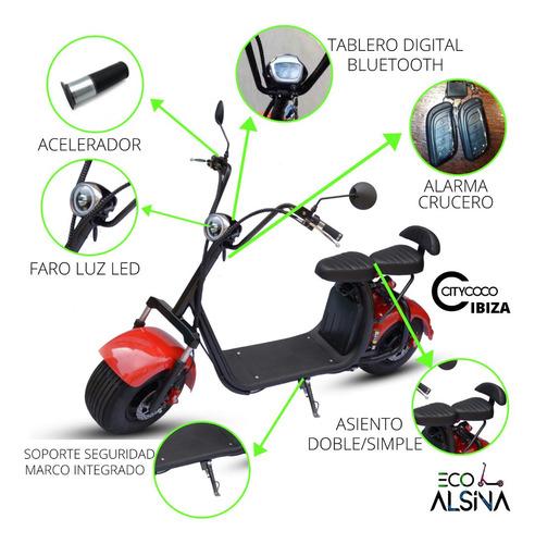 moto electrica mono patin electrico 1500w 20 ah