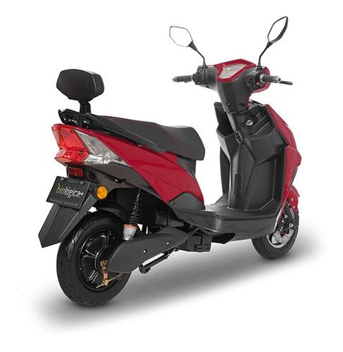 moto eléctrica neo litio - papeles incluidos!  b