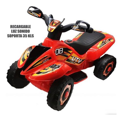 moto electrica niños