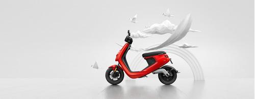 moto eléctrica niu m1 pro - rojo