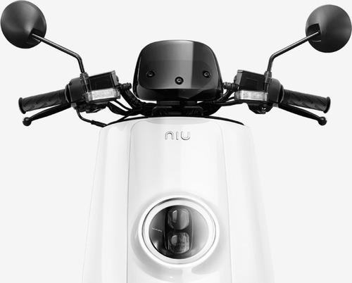 moto eléctrica niu n1s - blanco