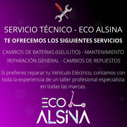 moto eléctrica no city coco / servicio técnico