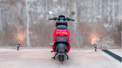 moto eléctrica nuuv n sport - no bici eléctrica no sunra