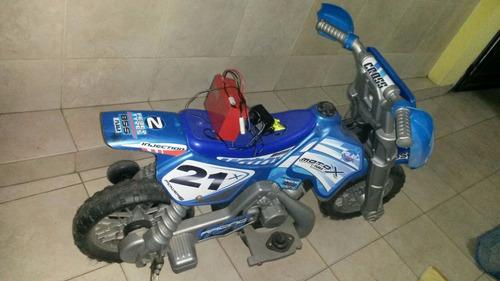 moto eléctrica para niño