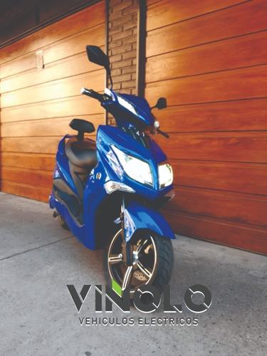 moto eléctrica plan gob 16 %- viñolo vehículos eléctricos /g