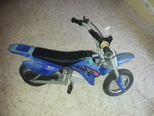 moto eléctrica razor