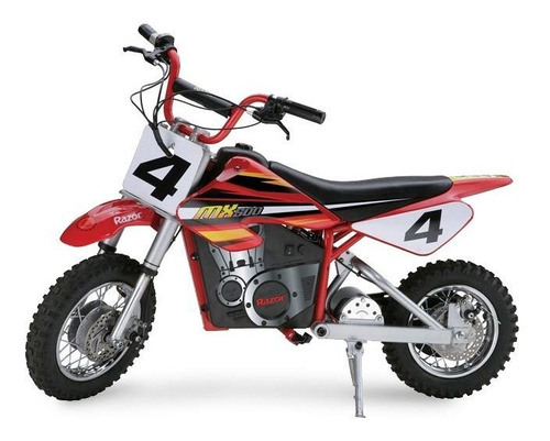moto electrica razor mx 500 dirt rocket