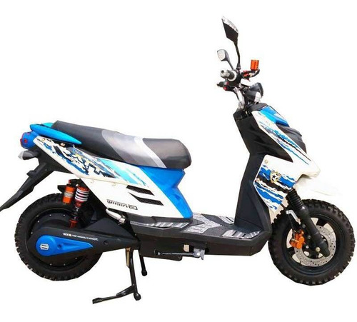 moto electrica refle litio 20 ah