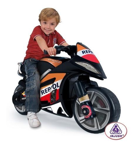 moto eléctrica repsol 6v