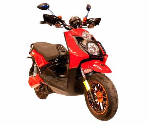 moto electrica rojabe rjb-004