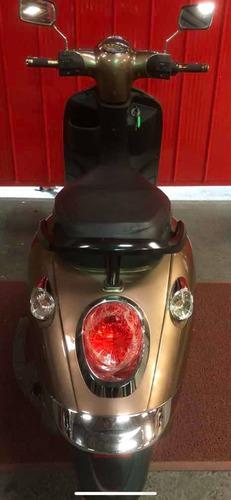 moto eléctrica rojabe rjb-005