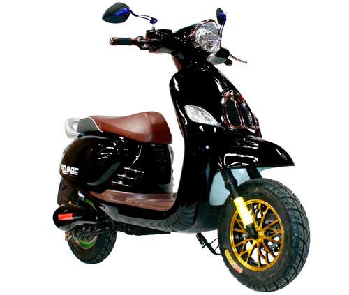 moto eléctrica rojabe rjb-006 y rjb-001