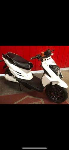 moto eléctrica rojabe rjb-011