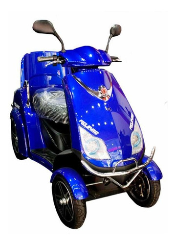 moto eléctrica rojabe rjb-012