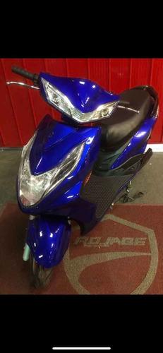 moto eléctrica rojabe rjb-021