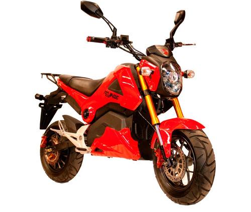 moto eléctrica rojabe rjb-027