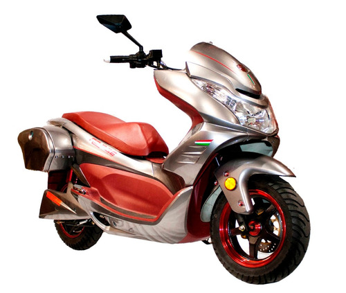 moto eléctrica rojabe rjb-028