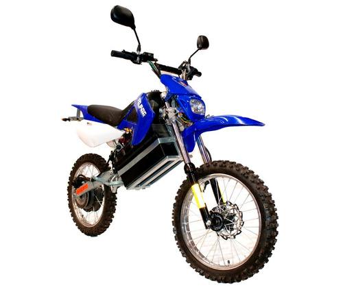 moto eléctrica rojabe rjb-029
