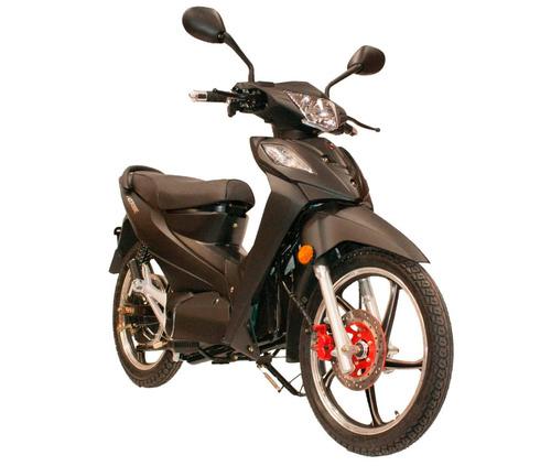 moto eléctrica rojabe rjb-034