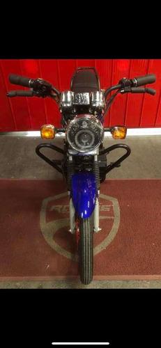 moto eléctrica rojabe rjb-035