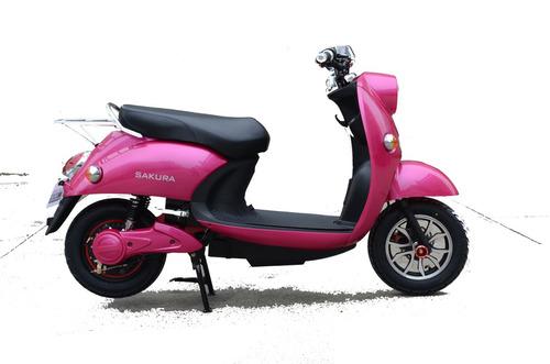 moto electrica  sakura 407 retro 800/1000 w