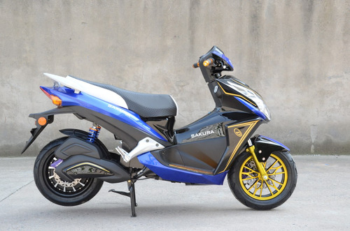 moto electrica sakura mantis 1.5 kw litio