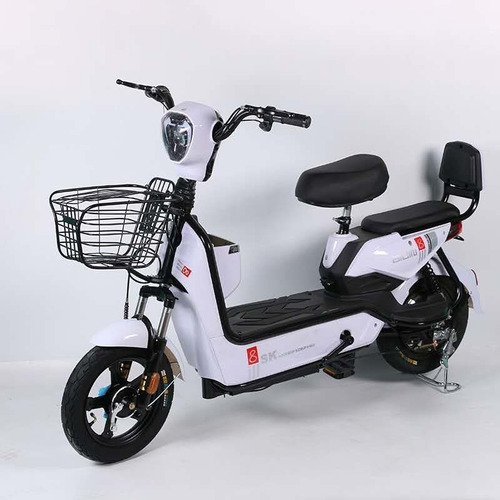 moto eléctrica scooter 2 ruedas