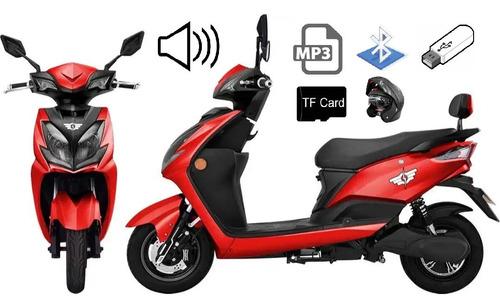 moto electrica scooter 2000w 1500w y 1000w (crédito directo)