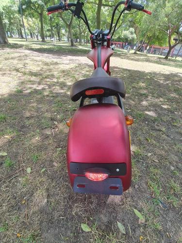 moto electrica scooter citycoco chopera financiacion