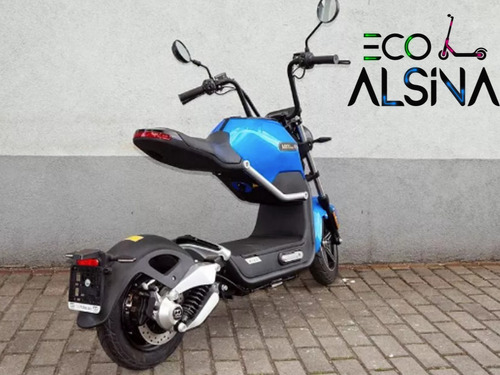 moto eléctrica scooter de litio sunra miku