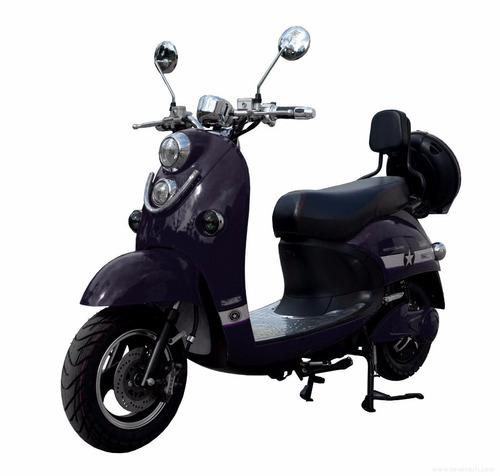 moto eléctrica - scooter eléctrico modelo jazz - dynamo