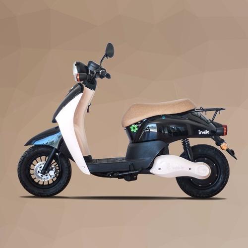 moto electrica- scooter elpra indie 800w 48v a baterias