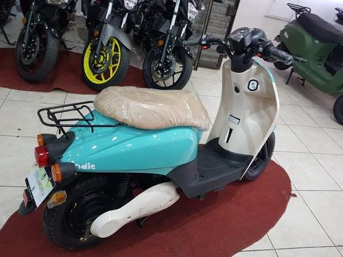 moto electrica scooter entrega inmediata ciclofox