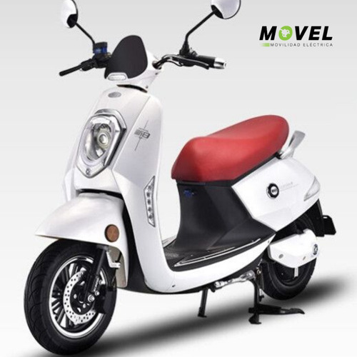 moto eléctrica scooter grace 800w batería gel sunra movel
