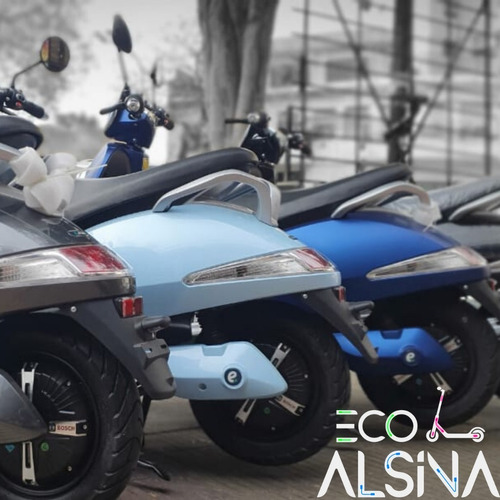 moto eléctrica scooter grace sunra 0km bateria gel / 0km