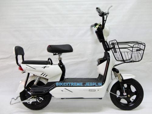 moto eléctrica scooter ¡nuevas!