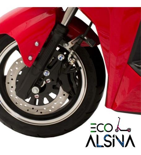 moto electrica scooter sunra 3000 w 20 ah