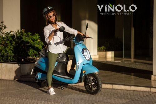 moto electrica scooter sunra grace litio 50 km viñolo /a