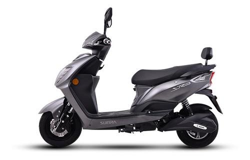 moto eléctrica scooter sunra leo 2000w batería gel movel