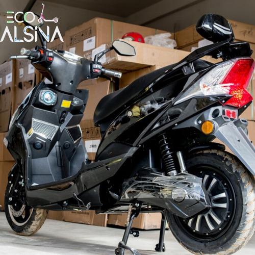moto eléctrica scooter sunra litio 60 km autonomia/ hot sale