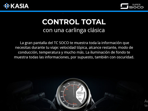 moto electrica scooter supersoco tc motor bosch
