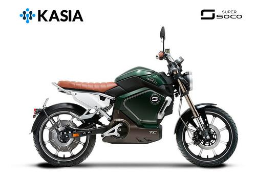 moto electrica scooter supersoco tc motor bosch