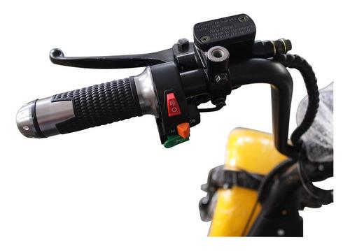 moto eléctrica scooter vortex model x 2000w 20ah original