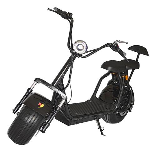 moto eléctrica, silenciosa y ecológica modelo hally