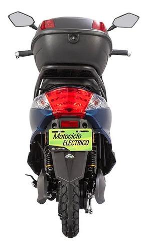 moto electrica starker avanti 2.0