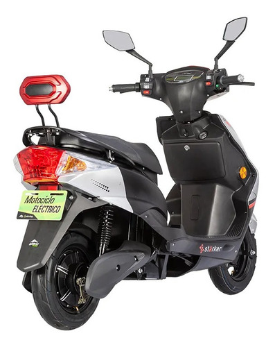 moto electrica starker skuty sport