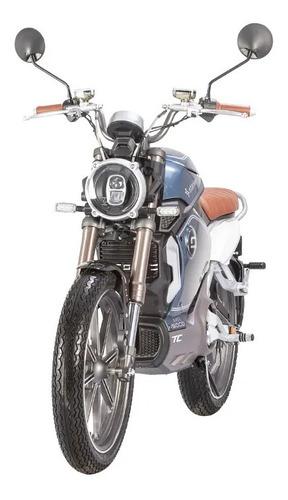moto eléctrica starker super soco tc1900
