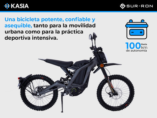 moto electrica su rron light bee l1e internacional