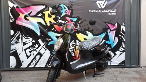 moto electrica sunra grace 800w litio extraible cycle world
