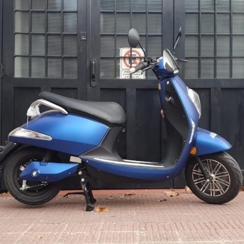 moto eléctrica sunra grace  - eco alsina